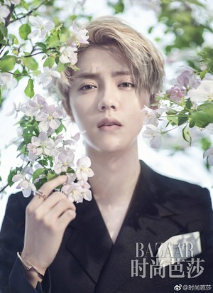 Luhan for Harper's Bazaar China June 2017 Issue