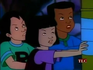 Magic School Bus- Wanda x Tim