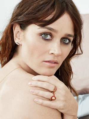 Robin Tunney for FoundRae