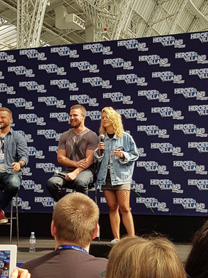 Stephen and Emily #HVFFLondon