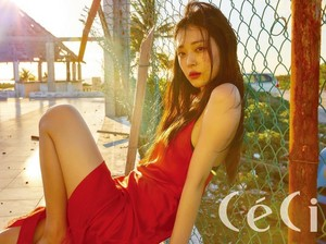 Sulli for Ceci Korea Magazine
