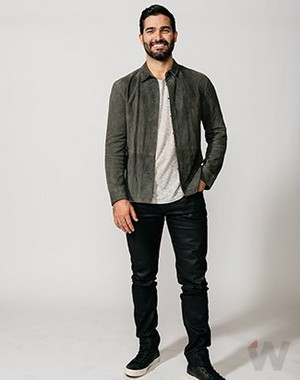 Tyler Hoechlin - The लपेटें Photoshoot - 2016