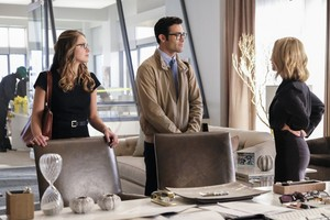 Tyler Hoechlin as Clark Kent/Superman in Supergirl - Nevertheless, She Persisted (2x22)