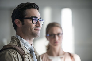 Tyler Hoechlin as Clark Kent/Superman in Supergirl - The Adventures Of Supergirl (2x01)