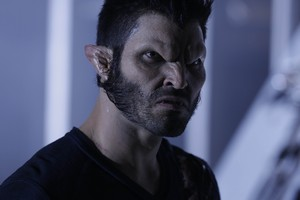 Tyler Hoechlin as Derek Hale in Teen بھیڑیا - Frayed (3x05)