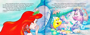 Walt Disney Book Images - The Little Mermaid's Treasure Chest: Her Majesty, Ariel