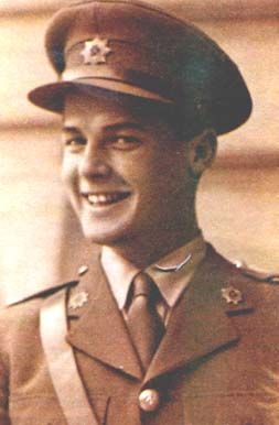 Young Roger In The Military