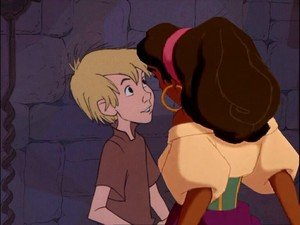 Esmeralda Is Wart's Girlfriend