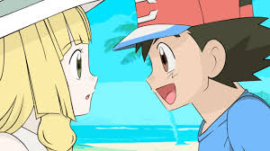 lillie loves ash