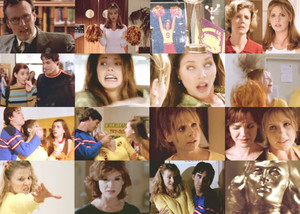 Buffy 1x03 Witch collage
