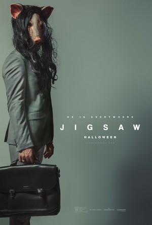 Jigsaw (2017) Disciples Poster
