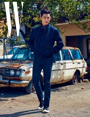 KIM SOO-HYUN FOR JULY 2017 W MAGAZINE