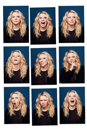 The Many Faces of Kate McKinnon