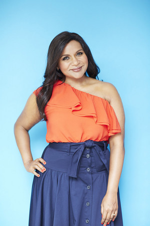 Mindy Kaling - Improper Bostonian Photoshoot - 2017