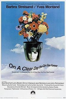 On A Clear 日 Movie Poster