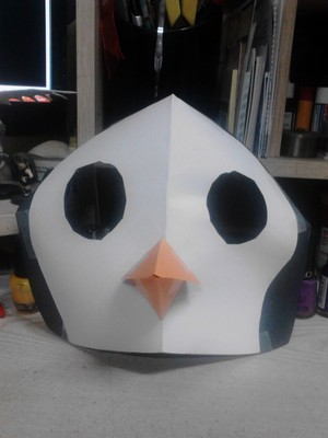 Penguin Mask  1