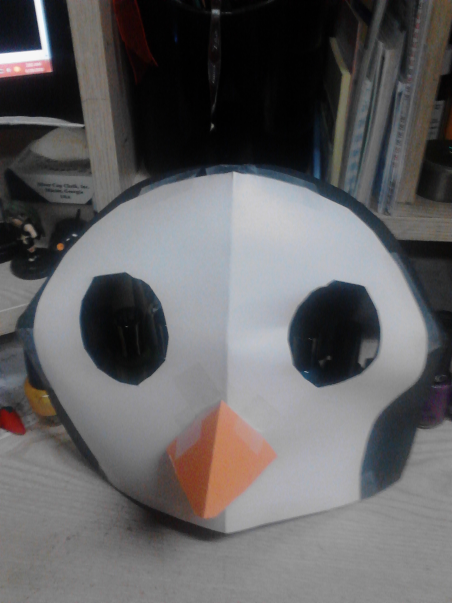 Penguin Mask  2