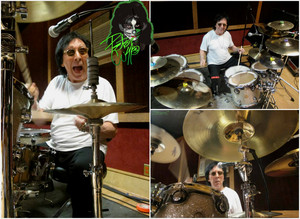 Peter Criss...Kiss' founding Catman, saying goodbye to stage