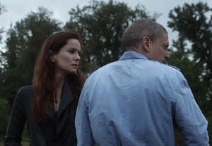 Prison Break - Season 5: Michael Scofield and Sara