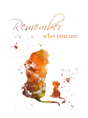 Remember Who u Are