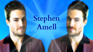 Stephen Amell Wallpaper