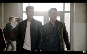 Teen Wolf Season 6B Trailer - Ethan and Jackson