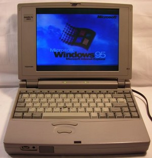 The Laptop Computer