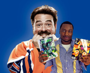 Victor Foh Jr. and Kevin Smith