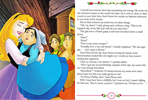 Walt ディズニー Book Scans - Sleeping Beauty: My Side of the Story (Princess Aurora)