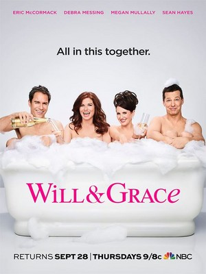 Will & Grace Season 9 Poster