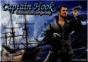 captain hook   destination storybrooke by into dark d5xtz36