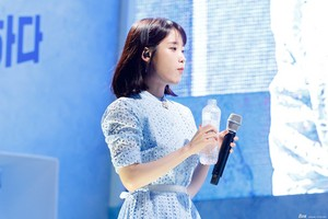 170703 IU at Hite Extra Cold Summer Festival in Haeundae