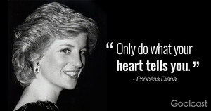 A Quote From Princess Diana