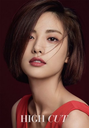 After School's Nana for HIGH CUT Magazine Vol.205