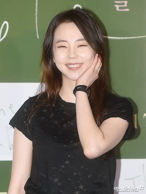 Ahn Sohee @ VIP Premiere of Movie 'The Table'