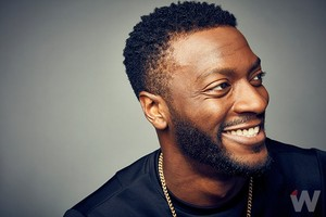 Aldis Hodge - The wrap, upangaji pamoja Photoshoot - 2016
