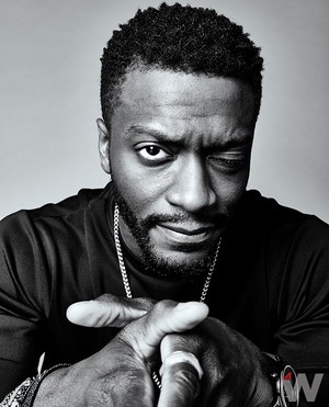 Aldis Hodge - The Wrap Photoshoot - 2016