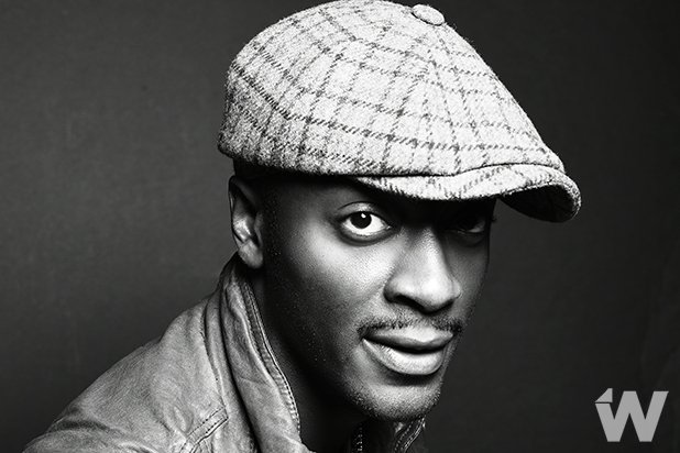 Aldis Hodge - The Wrap Photoshoot - 2017