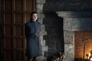Arya Stark 7x06 - Beyond the Стена