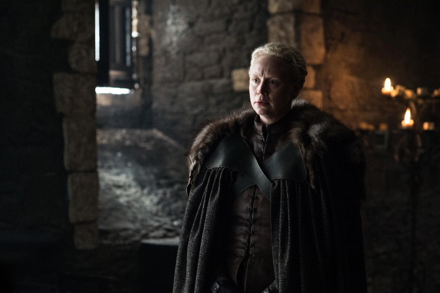 Brienne Of Tarth 7x06 - Beyond the wall