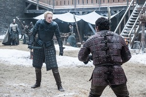 Brienne and Podricl 7x01 - Dragonstone