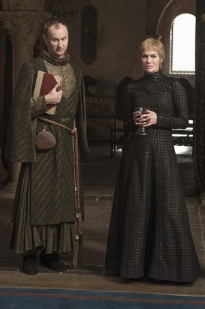 Cersei and Tycho Nestoris 7x04 - The Spoils of War