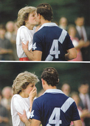 Charles and Diana ❤️