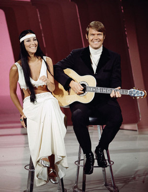 Cher And Glenn Campbell