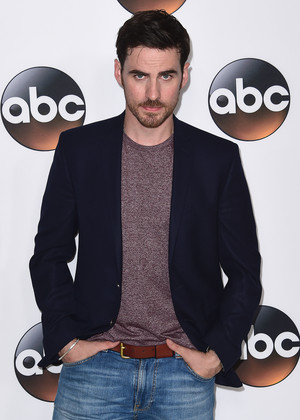 Colin O'Donoghue | TCA Summer Press Tour - Disney ABC ویژن ٹیلی Group - Arrivals