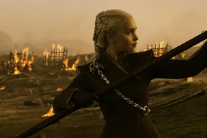Daenerys Targaryen 7x04 - The Spoils of War