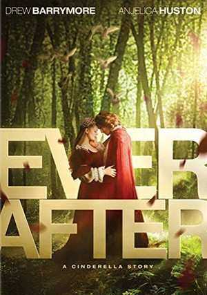 Ever After DVD cover