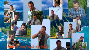 Filming Hawaii Five 0 - Season 8 - Steve McGarrett