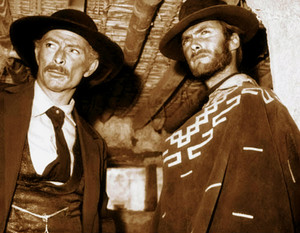 For a Few Dollars More with Lee Van Cleef