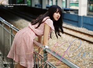 GFRIEND The 5th Mini Album Repackage 'RAINBOW' Individual Teaser Image - Yerin
